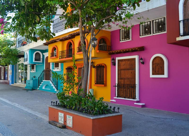 Sprachaufenthalt Mexiko, Puerto Vallarta - Stadt