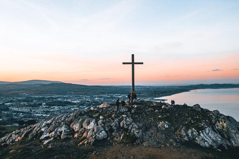 Séjour linguistique Irlande, Bray - Bray's Mountain