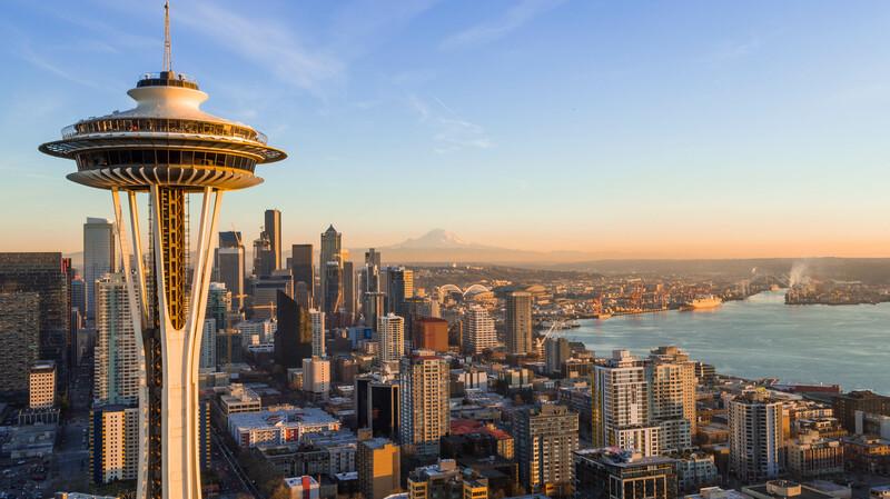 Séjour linguistique Canada, Seattle