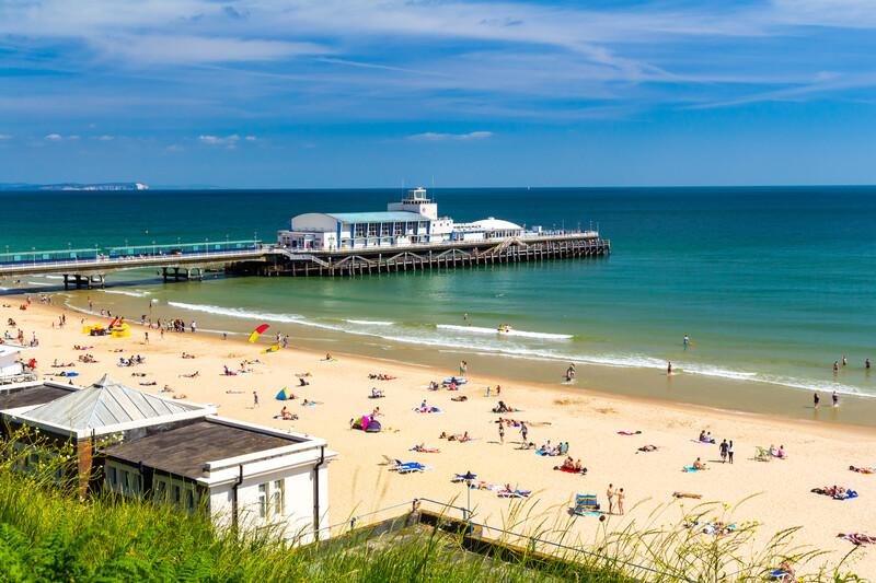 Séjour linguistique Angleterre, Bournemouth