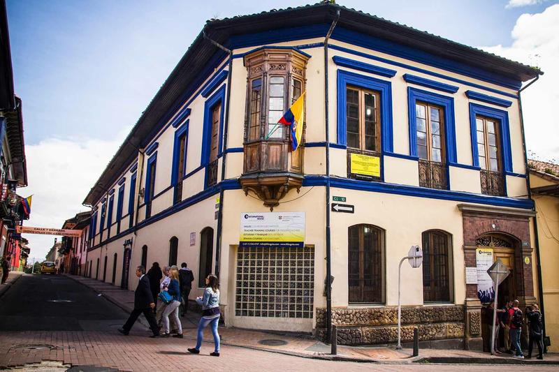 Sprachaufenthalt Kolumbien, Bogota - International House Bogota - Schule