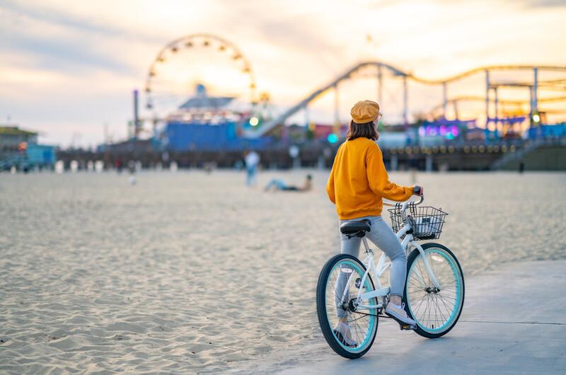 Séjour linguistique États-Unis, Los Angeles - Santa Monica - Pier