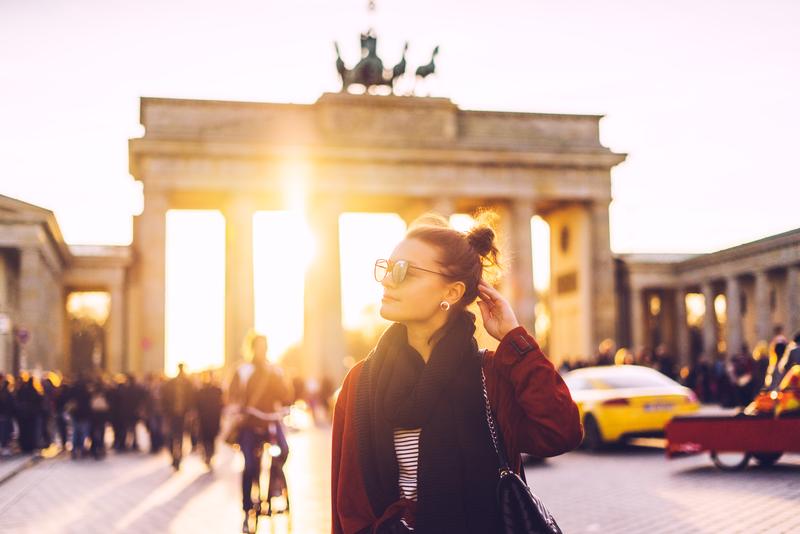 Sprachaufenthalt Deutschland, Berlin - Brandenburger Tor