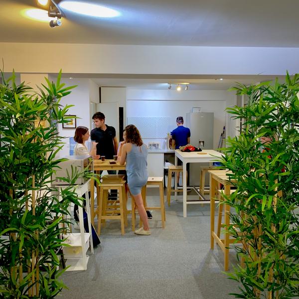 Sprachaufenthalt Frankreich, Bordeaux - Newdeal Institut Bordeaux - Lounge