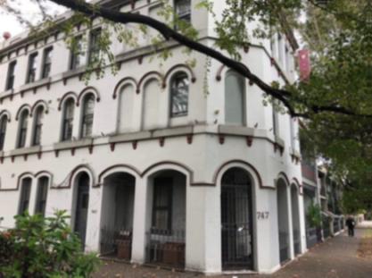 Sprachaufenthalt Australien, Sydney - Langports Sydney - Accommodation - Surry Hills Lodge - Gebäude