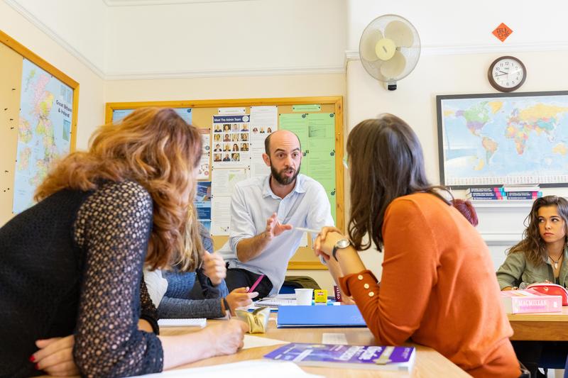 Séjour linguistique Angleterre, Bristol - English Language Centre ELC Bristol - Leçons