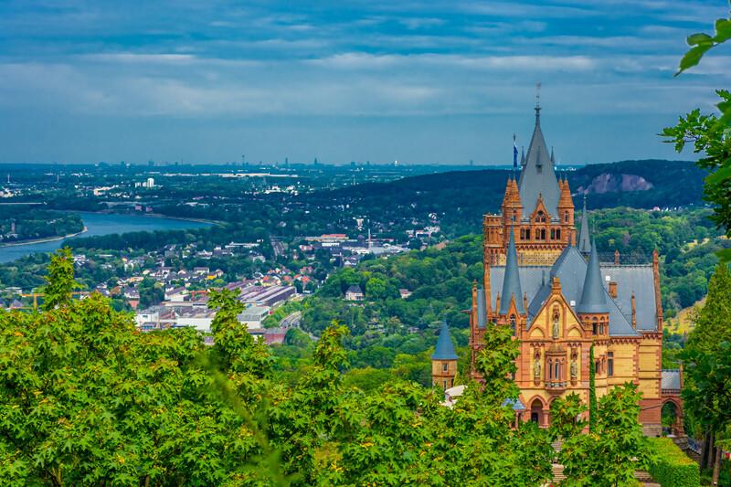 Sprachaufenthalt Deutschland, Bonn - Schloss