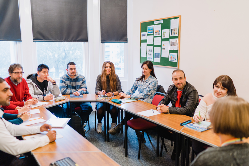 Séjour linguistique Angleterre, Brighton – St. Giles Brighton - Leçon