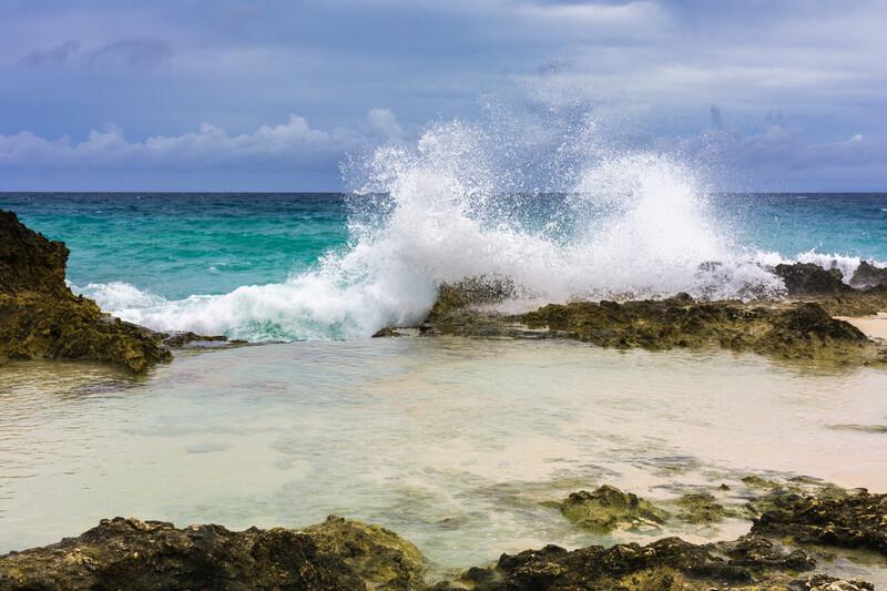 Séjour linguistique Guadeloupe, Plage