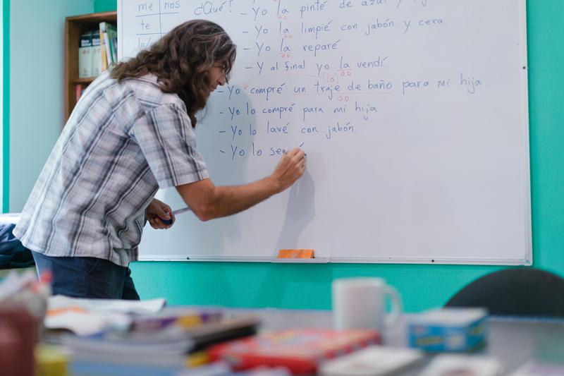 Séjour linguistique Costa Rica, Nosara - Nosara Spanish Institute - Leçon