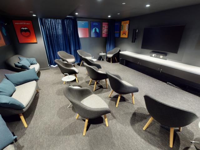 Séjour linguistique Angleterre, Londres - EC London - Accommodation - Apartement IQ Shoreditch - Cinéma