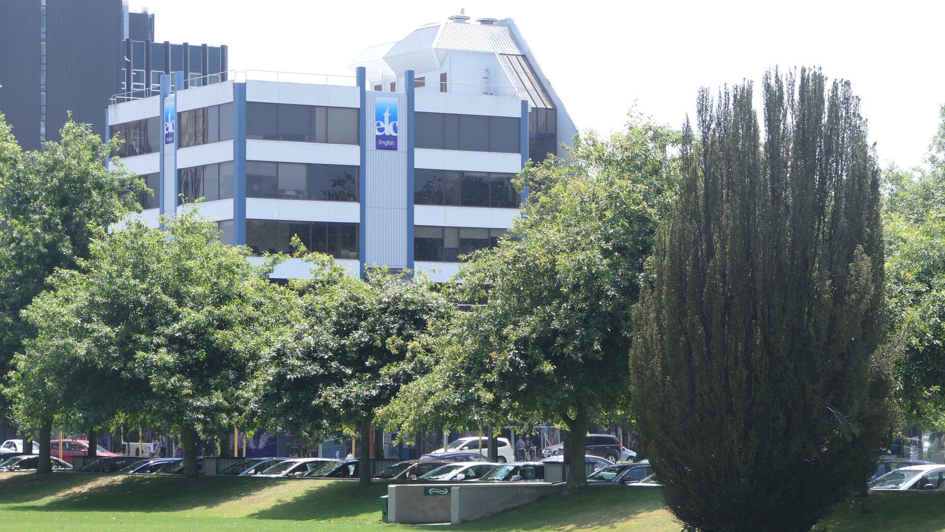 Séjour linguistique Nouvelle Zélande - Wellington - ETC Wellington - École