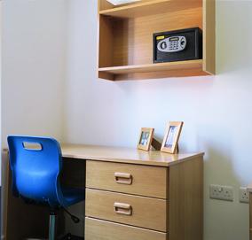 Sprachaufenthalt Engaland, Canterbury - Stafford House Canterbury - Accommodation - Summer Residence - Zimmer