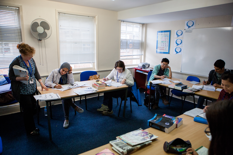 Séjour linguistique Angleterre, York - BSC York- Leçon