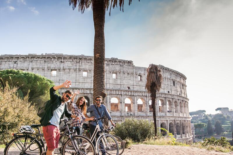 Sprachaufenthalt Italien, Rom - Kolosseum