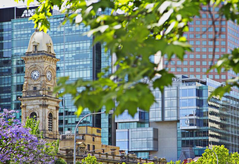 Séjour linguistique Australie, Adelaide - Peel Street