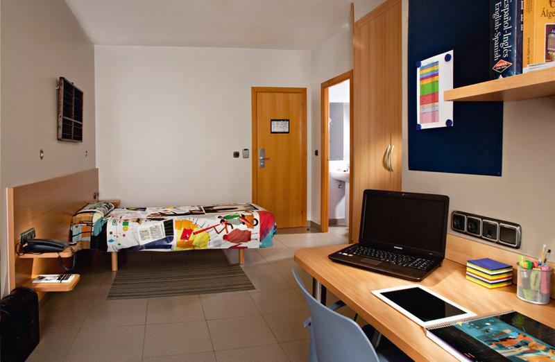 Sprachaufenthalt Spanien, San Sebastian - La Cunza - Accommodation - Student Residence - Zimmer