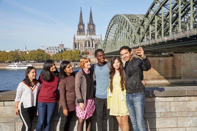 Sprachaufenthalt Deutschland, Köln - Carlduisberg Centren Köln - Studenten