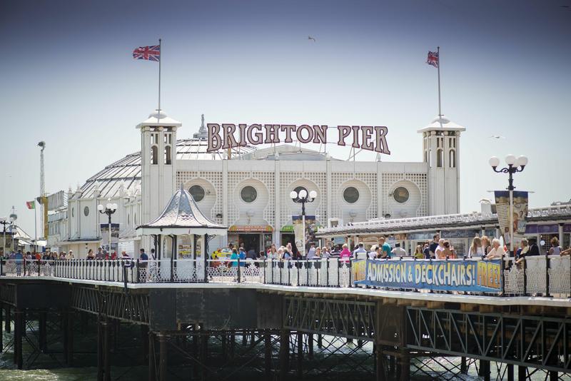 Séjour linguistique Angleterre, Brighton - Stafford House Brighton - Brighton Pier