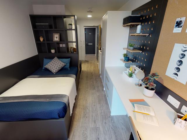 Sprachaufenthalt England, London - EC London - Accommodation - Apartment IQ Shoreditch - Zimmer
