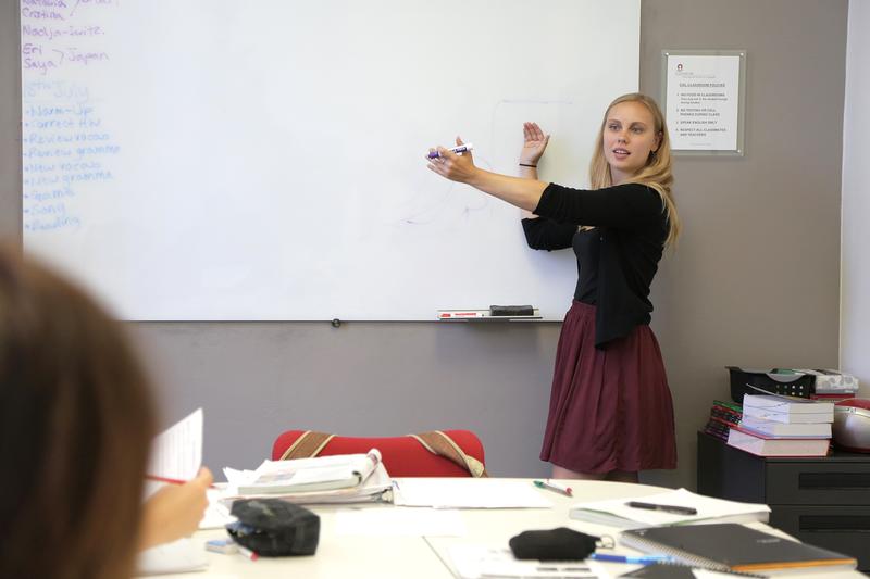 Séjour linguistique USA, San Diego – Converse San Diego - Leçon