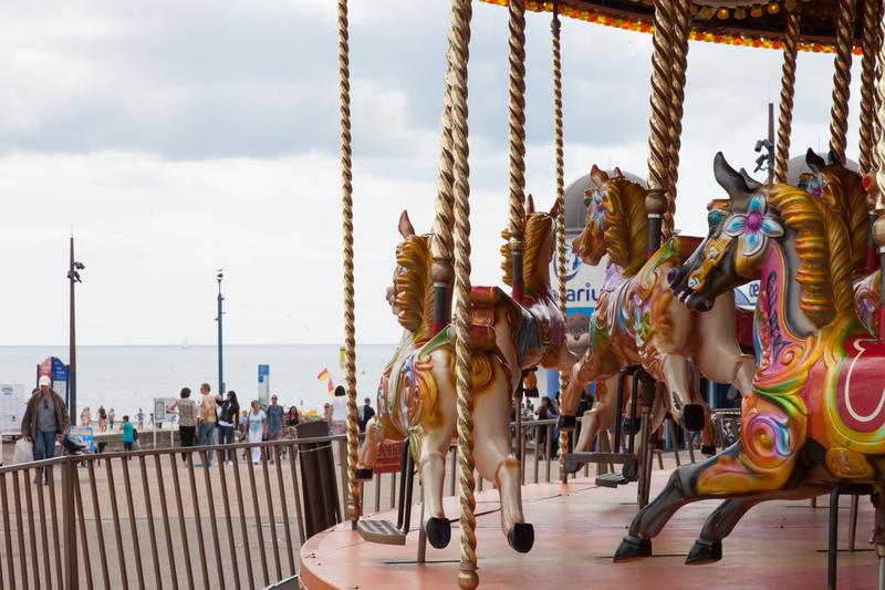 Séjour linguistique Angleterre, Bournemouth - Carrousel