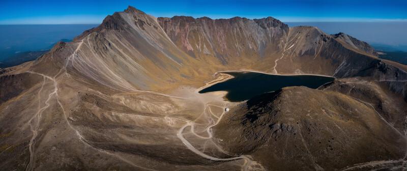 Sprachaufenthalt Mexiko, Nevado de Toluca