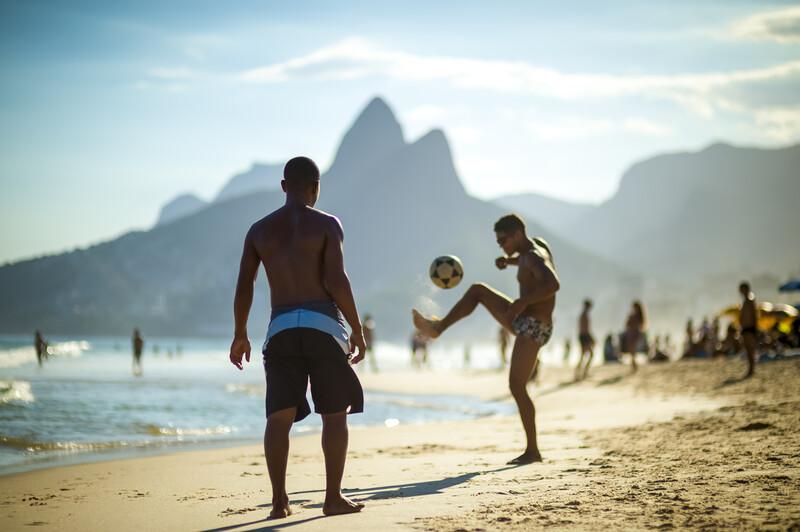 Séjour linguistique Brésil, Rio de Janeiro - Ipanema Beach