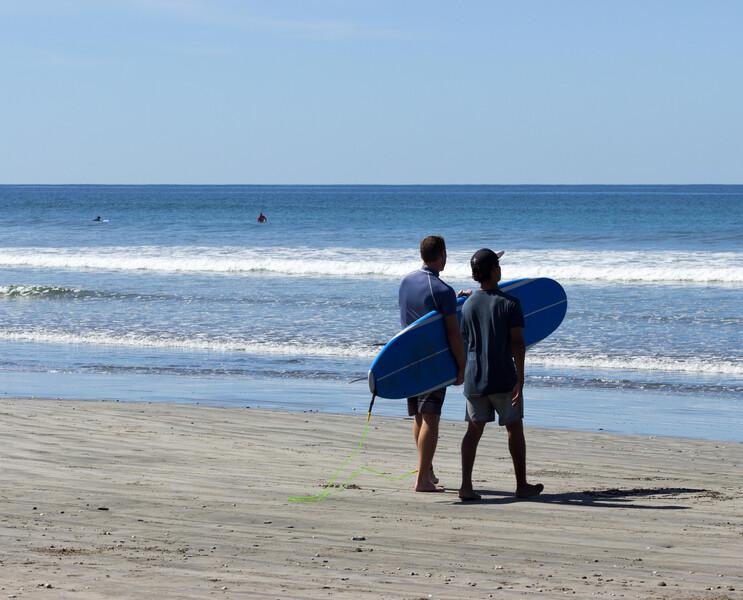 Séjour linguistique Costa Rica, Nosara - Surf