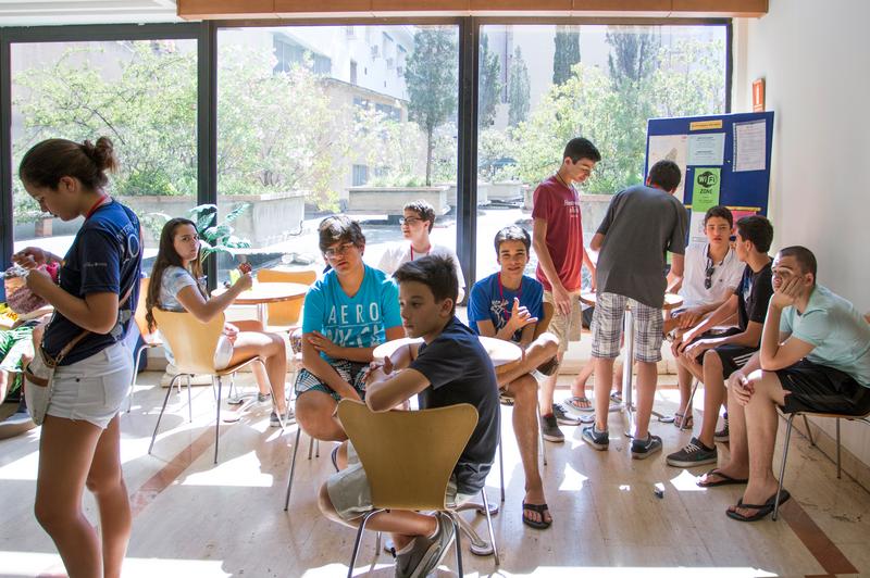 Sprachaufenthalt Spanien, Madrid - Enforex Madrid - Studenten