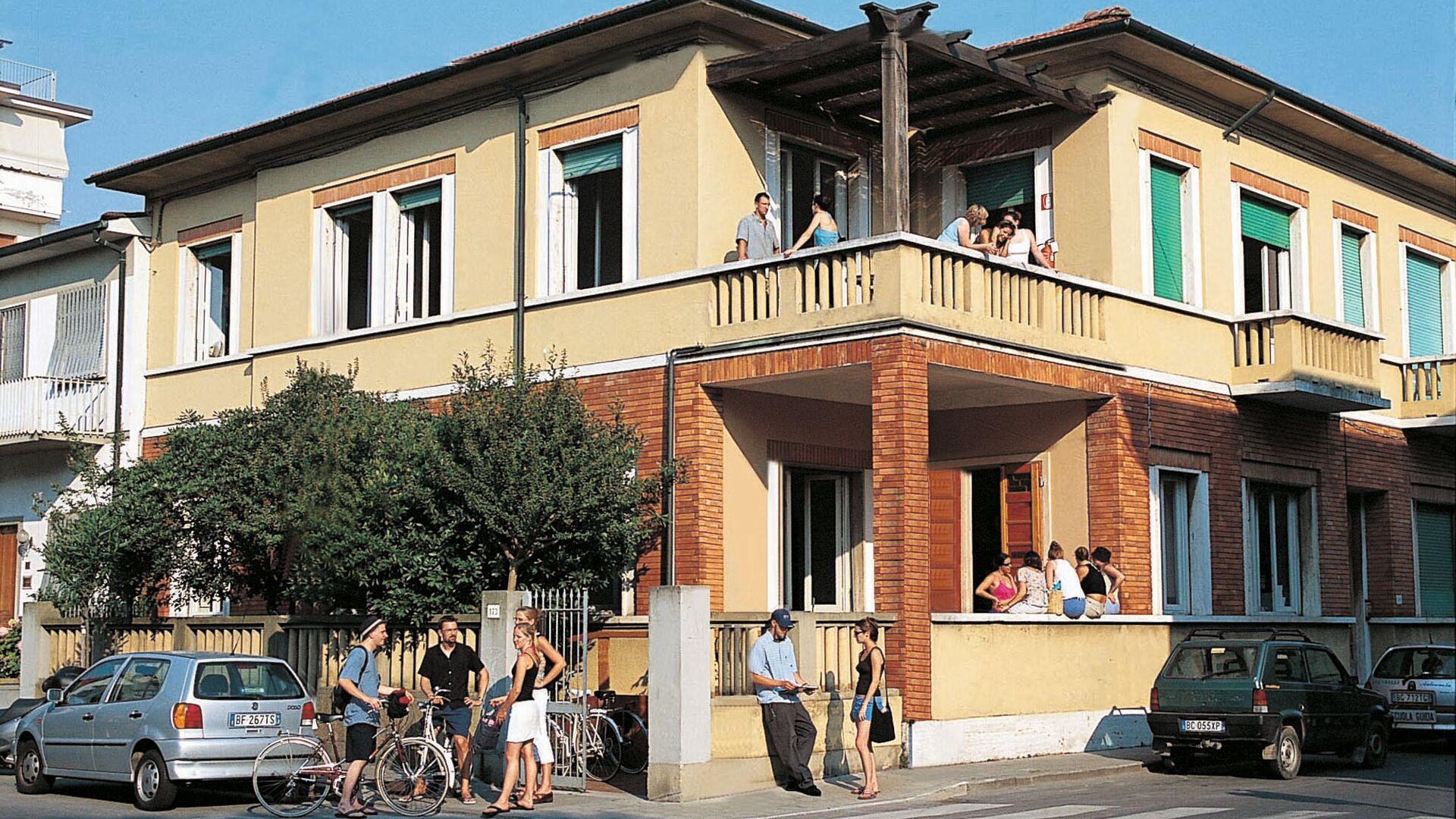 Sprachaufenthalt Italien, Viareggio - Scuola Leonardo da Vinci Viareggio - Schule