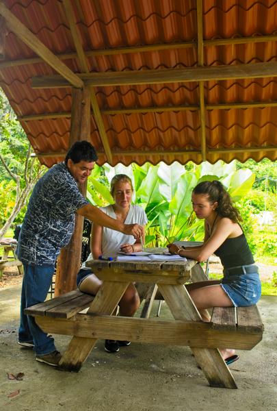 Sprachaufenthalt Costa Rica - Puerto Viejo de Talamanca - Studenten Spanish by the Sea Puerto Viejo - Studenten