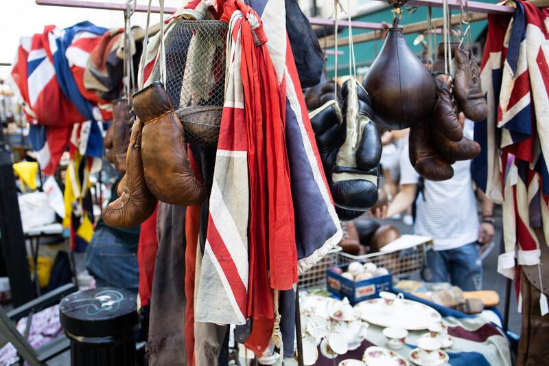 Séjour linguistique Angleterre, London – Charlton Street Markt