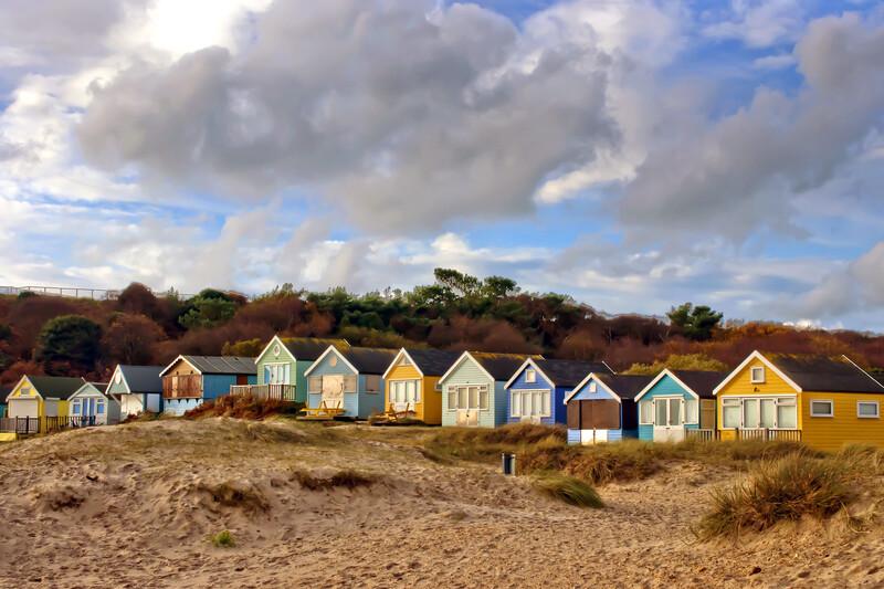 Séjour linguistique Angleterre, Bournemouth - Hengistbury Head