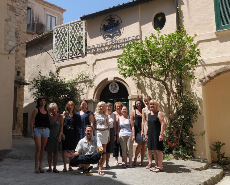 Séjour linguistique Italie, Tropea - Piccola Università Italiana Tropea - École