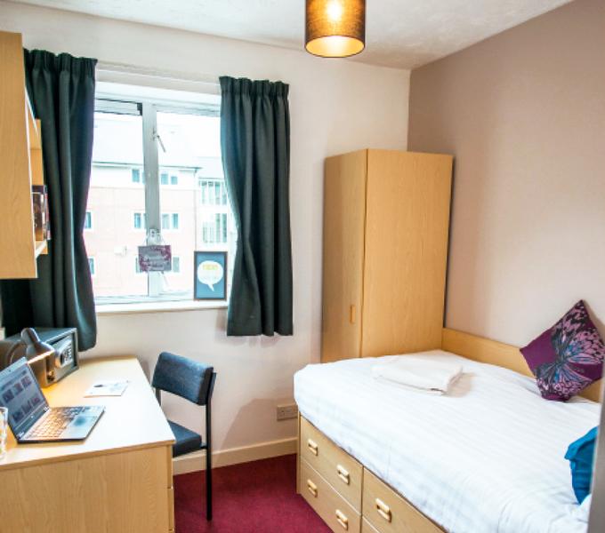 Sprachaufenthalt England, Cambridge - Stafford House Cambridge - Accommodation - Summer Residence - Zimmer