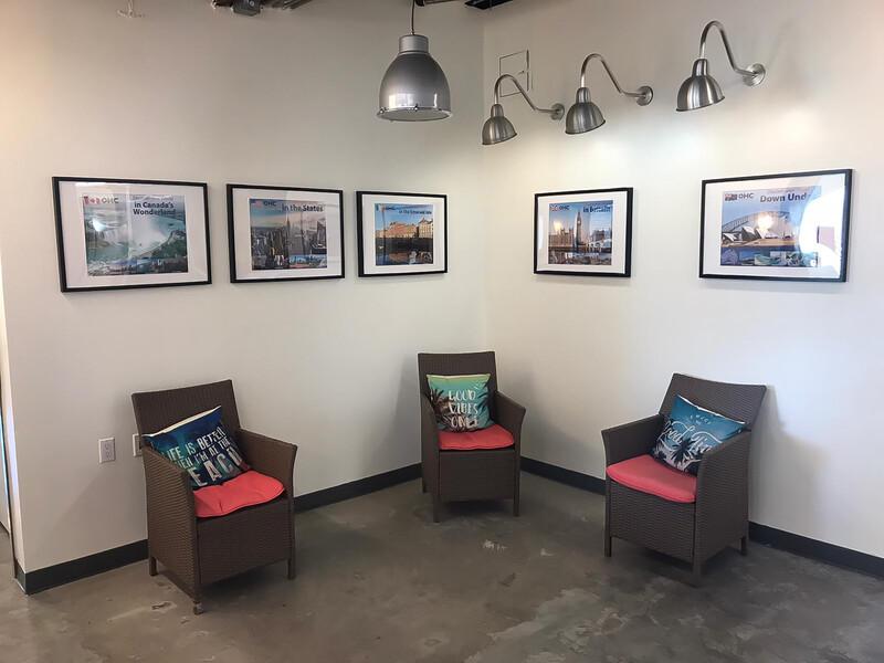 Sprachaufenthalt USA, Miami - OHC Miami - Lounge