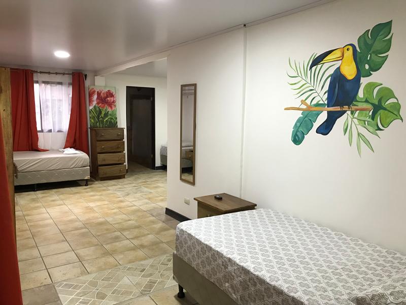 Sprachaufenthalt Costa Rica - Sàmara - Intercultura - Accommodation - Residenz Sàmara - Zimmer