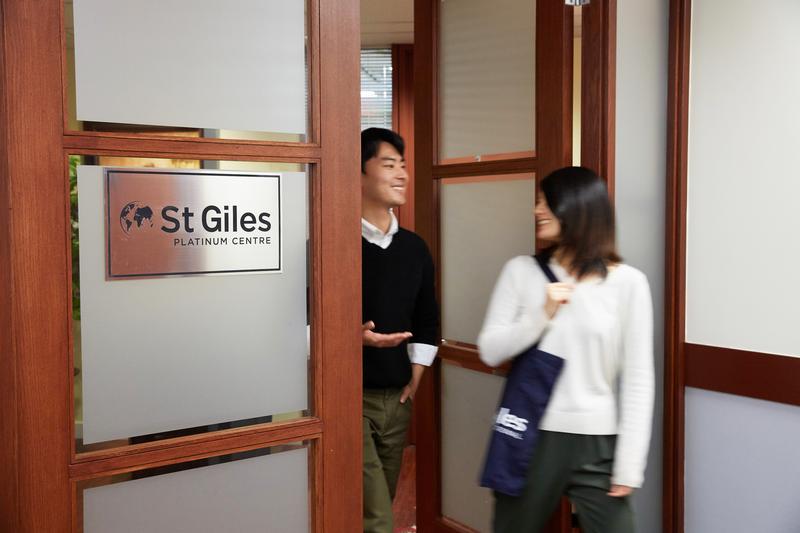 Sprachaufenthalt Kanada, Vancouver - St Giles Vancouver - Studenten