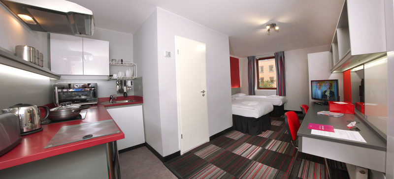 Sprachaufenthalt England, Cambridge - St Giles Cambridge - Accommodation - Study Inn - Zimmer