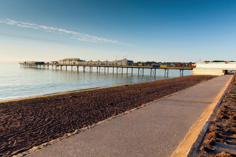 Séjour linguistique Angleterre, Torquay - Torbay Beach