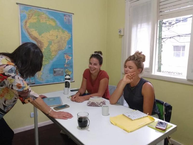 Séjour linguistique Argentina, Buenos Aires - DWS Spanish School Buenos Aires - Leçon