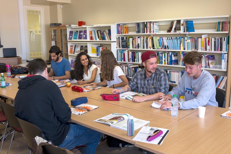 Sprachaufenthalt Irland, Galway - Cultural Institute Galway - Studenten