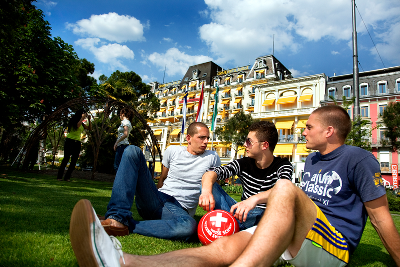 Séjour linguistique Suisse, Montreux - Alpadia Language School Montreux - Temps libre