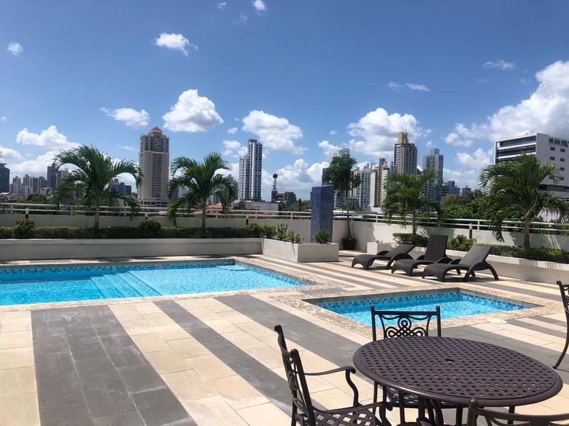 Sprachaufenthalt Panama, Panama City - EPA Español en Panamá - Accommodation - Shared Apartment - Pool