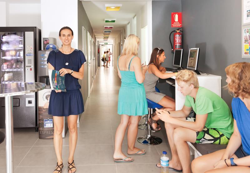 Séjour linguistique Espagne, Ibiza - Instituto de Idiomas Ibiza - Étudiants