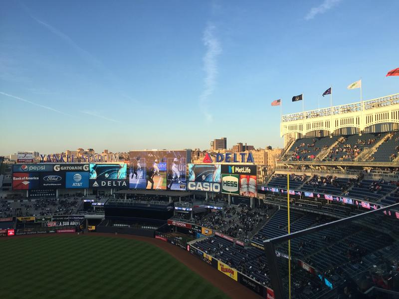 Séjour linguistique États-Unis, New York - Yankees