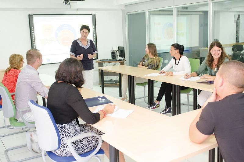 Séjour linguistique Malte, St Julians - ETI Malta – Leçons