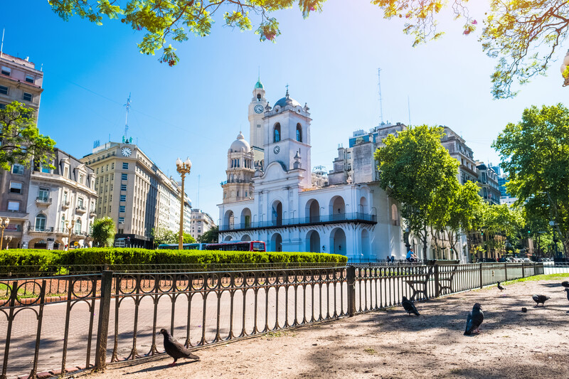 Séjour linguistique Argentine, Buenos Aires