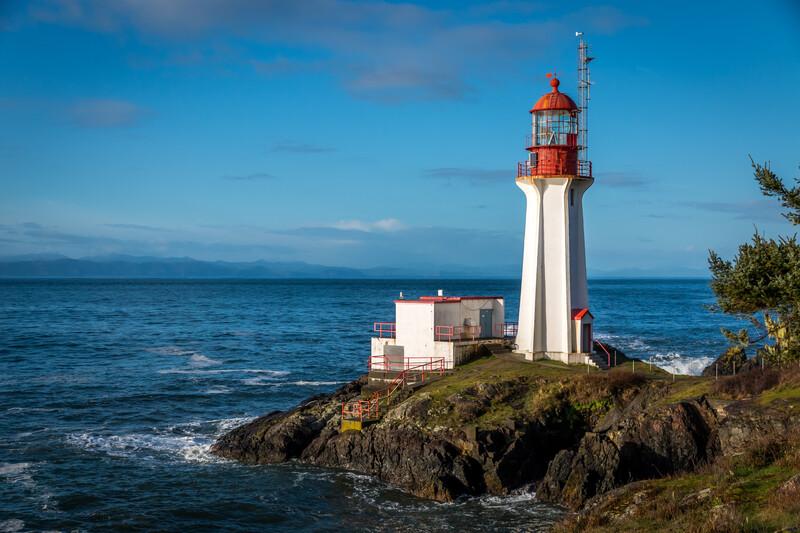 Sprachaufenthalt Kanada, Vancouver Island - Sheringham Lighthouse